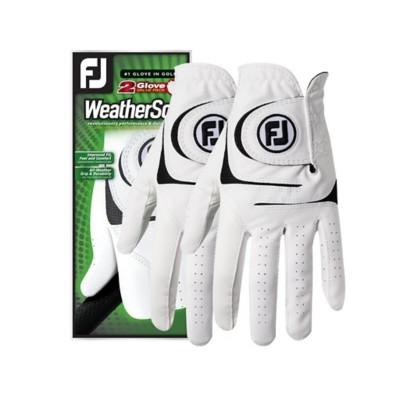 Men's FootJoy Weathersof 2-Pack Golf Glove