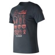 Men's New Balance Essentials Layout T-Shirt