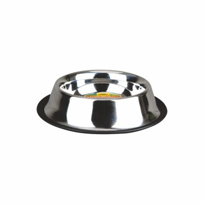 Advance Pet Products Non-Skid Stainless Steel Bowl