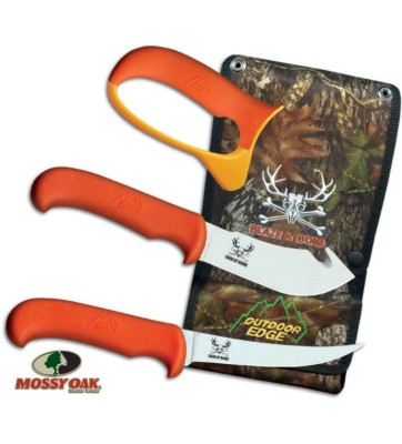 Outdoor Edge Blaze N Bone Set