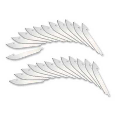 "Outdoor Edge 3.5"" RazorSafe Replacement Blades"