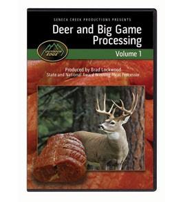 Koola Buck Deer Processing 101 DVD