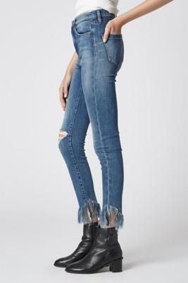 Women's Blank NYC The Great Jones Fray Skinny Jean