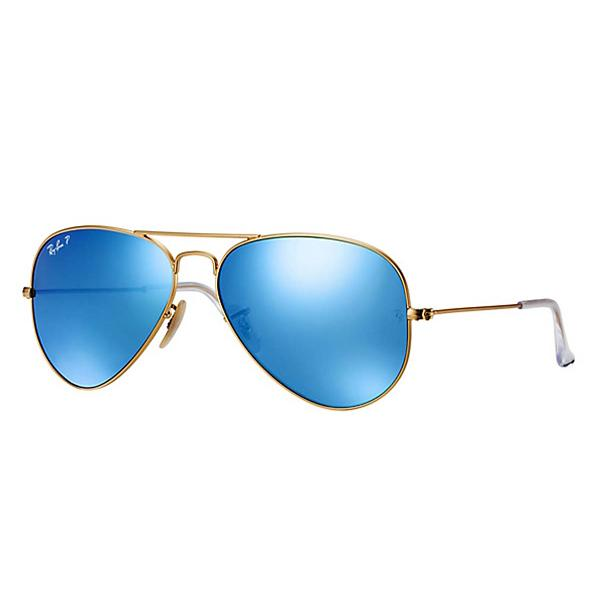 0da75c02e1 Ray-Ban Aviator Classic Polarized Sunglasses