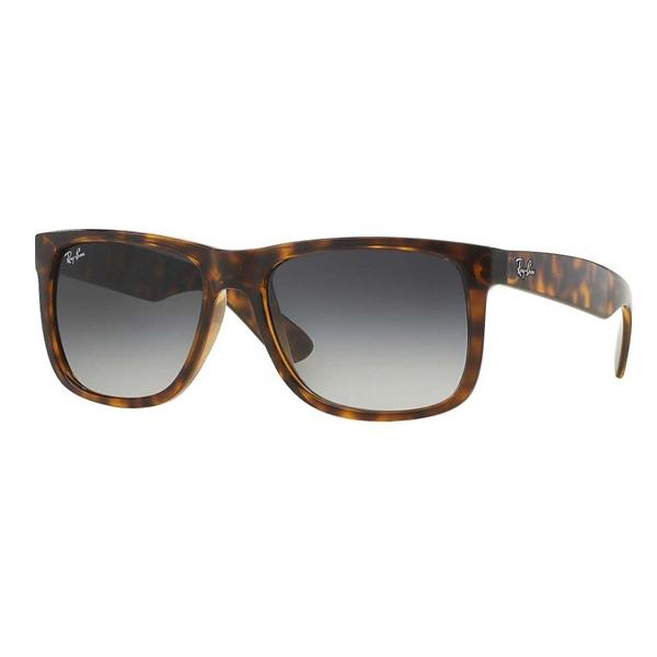 c8f7cfc584 ... Ray-Ban Justin Sunglasses Tap to Zoom  Black Green
