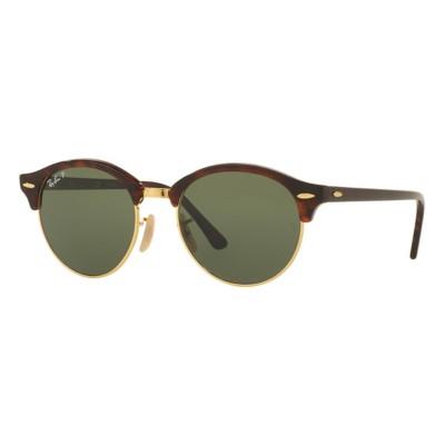 Ray-Ban Polarized Clubround Sunglasses
