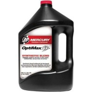 Mercury 2-Stroke OptiMax Synthetic Blend Outboard Oil