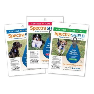Spectra SHIELD Medallion for Dog Collars