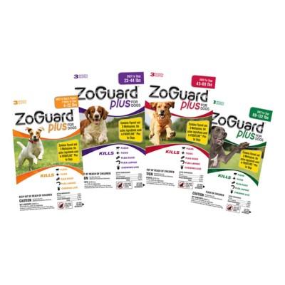 ZoGuard Plus Flea and Tick Protection