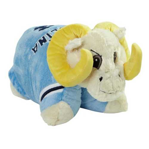 Fabrique Innovations North Carolina Tar Heels Pillow Pet