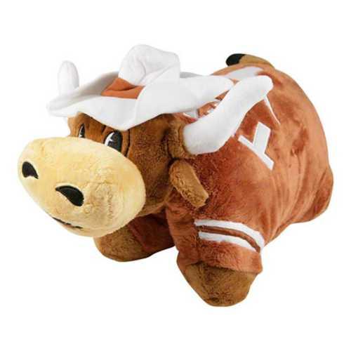 Fabrique Innovations Texas Longhorns Pillow Pet
