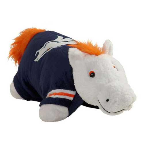 Fabrique Innovations Denver Broncos Pillow Pet
