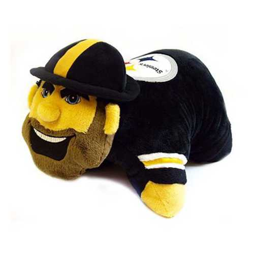 Fabrique Innovations Pittsburgh Steelers Pillow Pet