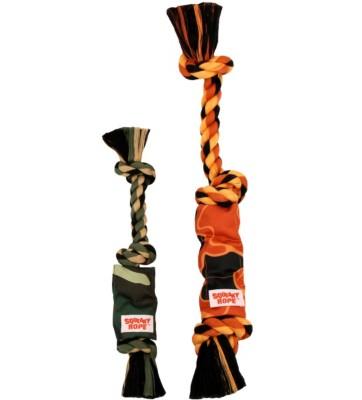 Mammoth Squeaky Rope Dog Toy' data-lgimg='{