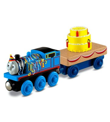 Thomas and Friends Wooden Railway Happy Birthday