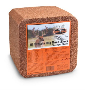 Antler King Hi Protein Big Buck Supplement Block' data-lgimg='{