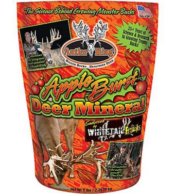 Antler King Apple Burst Whitetail Attractant