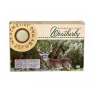 Weatherby Ammo #19388 257 Wby Mag 100gr. Sptz