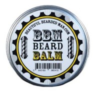 Mens' Beautiful Bearded Man Beard Balm
