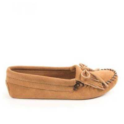 Women's Minnetonka Kilty Softsole Slippers