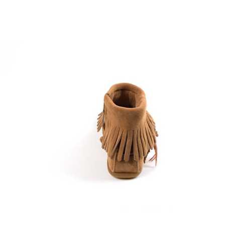 Women's Minnetonka Concho Feather Boots