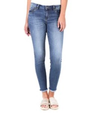 Women's KUT from the Kloth Connie Fray Hem Ankle Skinny Jean