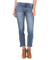 Women's KUT from the Kloth Reese Ankle Straight Leg Jean
