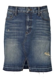 Women's KUT from the Kloth Hanna Overlap Skirt