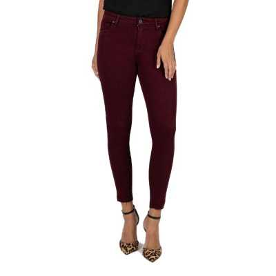 Women's Kut from the Kloth Donna High Rise Ankle Skinny Jeans