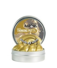 Crazy Aarons Thinking Putty Good as Gold
