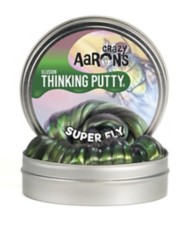 Crazy Aarons Thinking Putty Super Fly