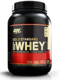 Optimum Nutrition 100% Whey Protein 2 lbs