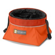 Ruffwear Quencher Cinch Collapsible Dog Bowl