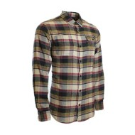 Men's Burnside Woods Flannel Shirt