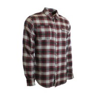 Men's Burnside Zander Flannel Shirt