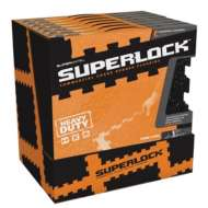 SuperMats SuperLock Exercise Mat