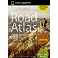 National Geographic Road Atlas: Adventure Edition