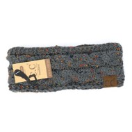 Youth Girls' CC Cable Wrap Headband