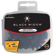 Softspikes Black Widow Cleats Pins Kit