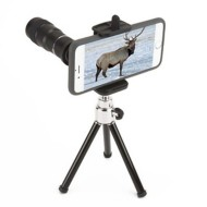 Carcon Optical Hookupz With Zoom Lens