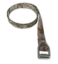 Bison Designs Viper V-Ring Buckle Belt