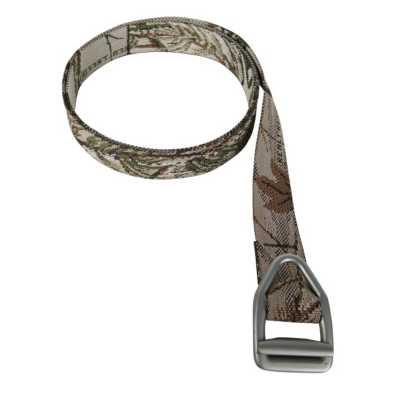 Bison Designs Viper V-Ring Buckle Belt