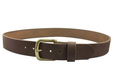 Bison Designs Rough Cut Leather Belt