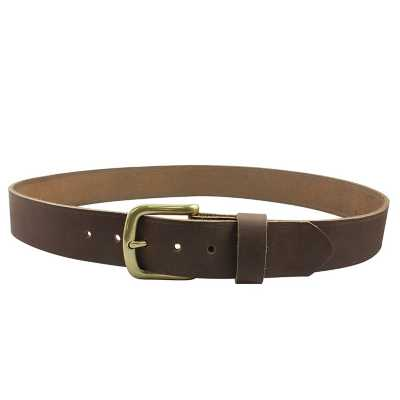 Bison Designs Rough Cut Leather Belt