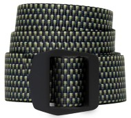 Bison Designs Stealth Black Buckle Belt