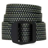 Bison Designs Stealth Black Buckle Belt