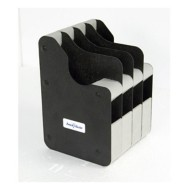 Bench Master Four Handgun Vertical Rack