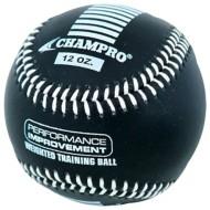 Champro 12 oz. Weighted Training Baseball