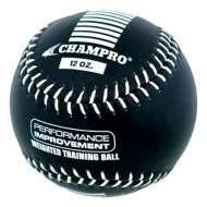 Champro 12oz Weighted Training Softball