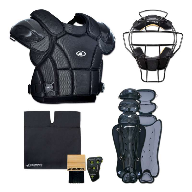Champro Professional Umpire Gear